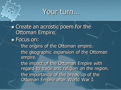 breakup of the ottoman empire the ottoman empire what was the impact of the break up of