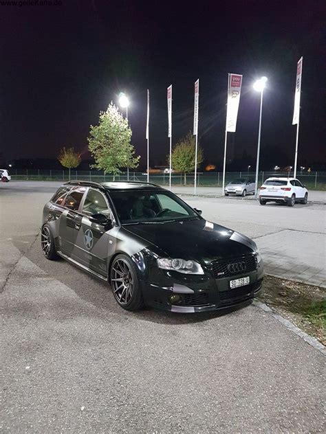 Audi Rs4 Leistung by Audi Rs4 B7 Von Rs4hofer Tuning Community Geilekarre De