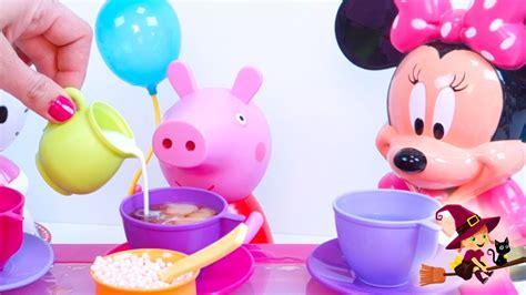 imagenes de kitty y mimi peppa pig minnie mouse y hello kitty toman el t 233 con