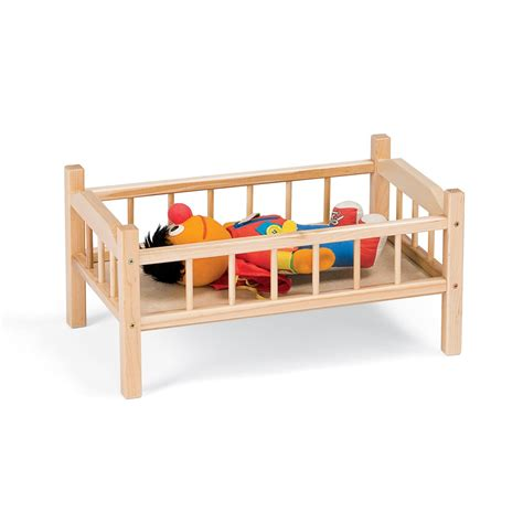 Baby Doll Furniture by Jonti Craft Traditional Doll Bed Baby Doll Furniture At