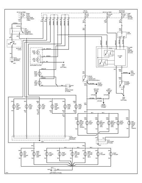 headlight diagram for 2000 mazda 626 wiring diagram with