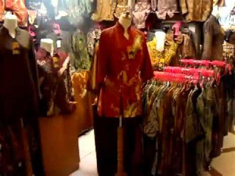 Batik Danar Hadi Di Tanah Abang exclusive toko batik ningrat beautiful