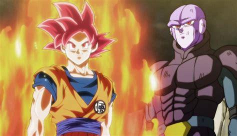 imagenes de goku jiren y hit quot dragon ball super quot 104 el inesperado equipo de gok 250 y
