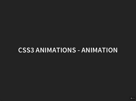Beautiful Animation With Css3cd Penerbit creating beautiful css3 animations fitc amsterdam 2016