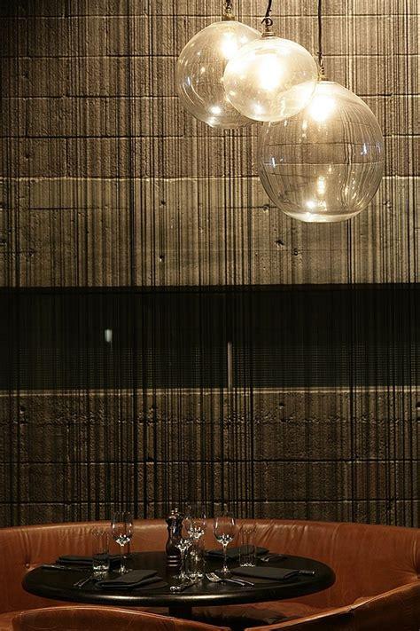 clooney restaurant interior fearon hay architects
