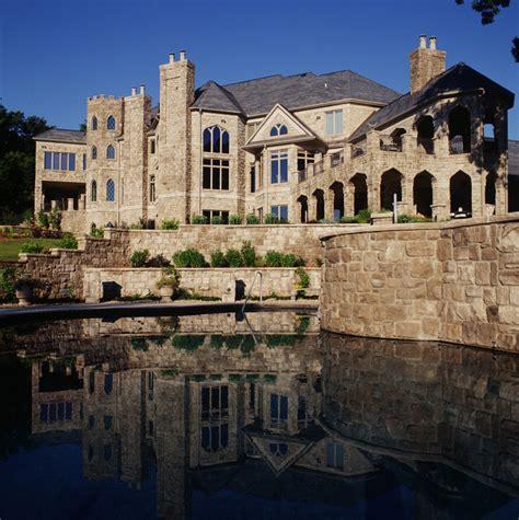 modern castle a modern castle mediterranean exterior cedar rapids