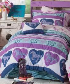 Bed Quilt Bedding Pony Bedding Sets