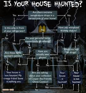 is your house haunted just zone