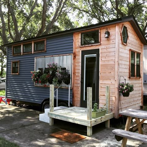 Tumbleweed Tiny Houses Tiny House Town St Petersburg Tiny House Featured On Hgtv