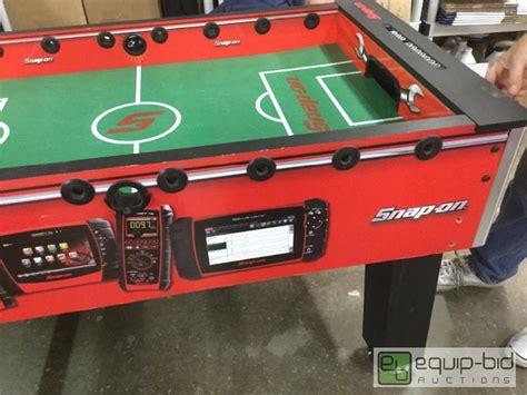 snap on foosball table snap on foosball table quantity 1 condition