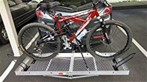 cargo carrier bike rack adapter amazon com stromberg carlson cc 125 cargo caddy bike rack adapter automotive