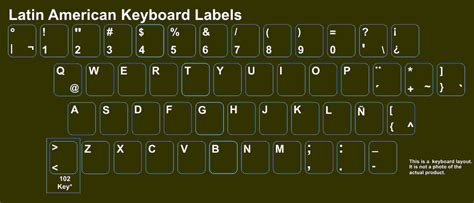 keyboard layout united kingdom extended mexican keyboard layout