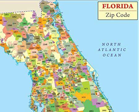 florida map of zip codes | verkuilenschaaij