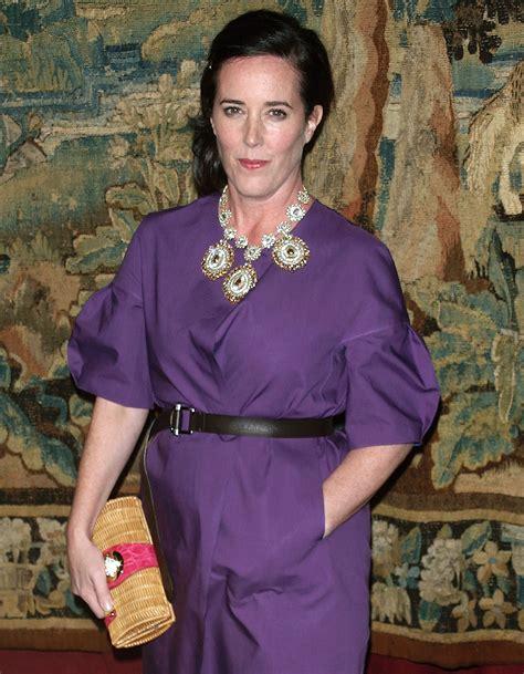 Katee Spadee kate spade finished 4 seasons of handbag designs prior to