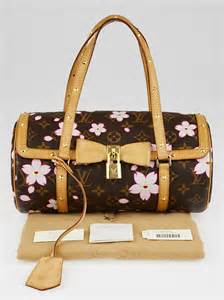 louis vuitton limited edition monogram cherry blossom