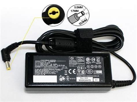 replacement acer aspire 8730 power supply ac adapter charger