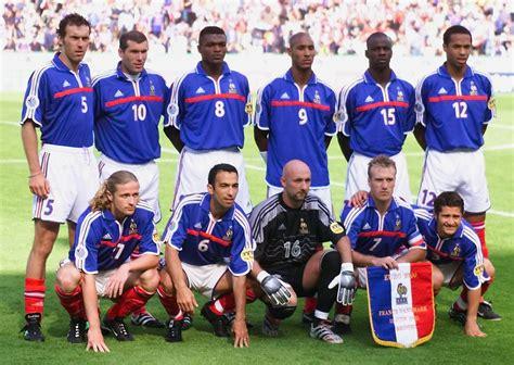 2000 il y a 15 ans les bleus remportaient leur