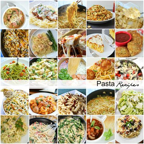 top 28 pasta ideas for dinner what s for dinner 6 pasta dishes so easy they almost recipe