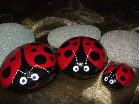 Hiasan Craft Bird easy paint rock for try at home rock painting