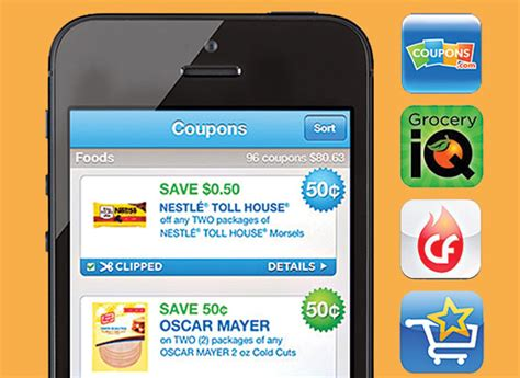 printable grocery coupon apps best coupon apps for grocery shopping consumer reports