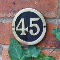 Pin house numbers on pinterest