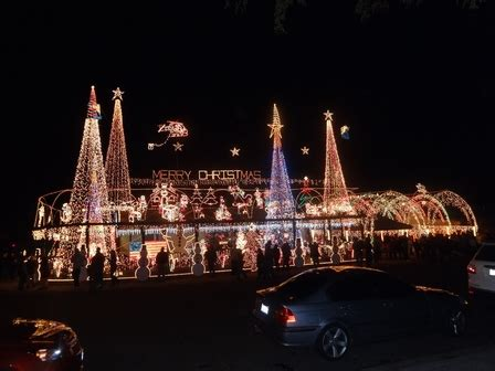 best christmas lights display in manteca ca displays