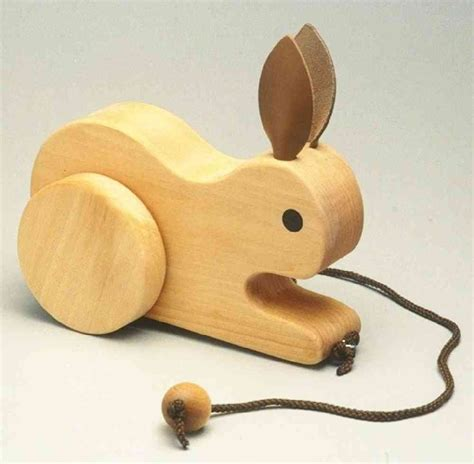 Handmade Toys For - new design handmade wooden rabbit toys wholesale