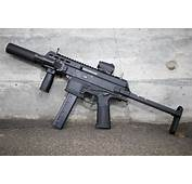 The B&ampT APC 9 Submachine Gun VP9 Pistol And Others