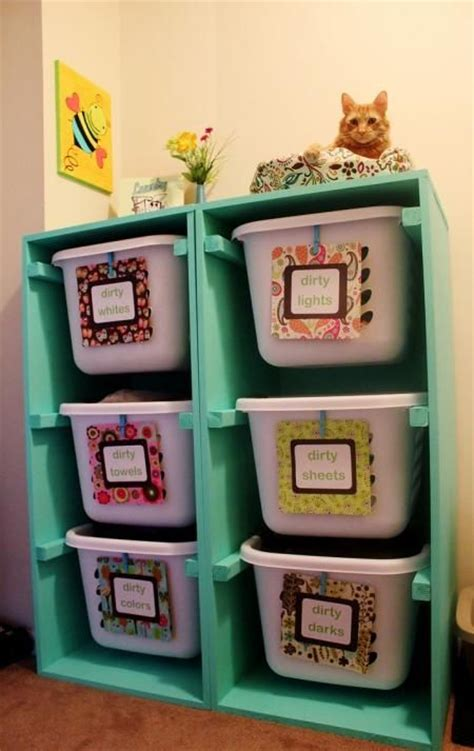 laundry room organizer laundry room organizer 14 diy for life