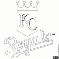 kc royals colors 1000 images about sports coloring book pages on