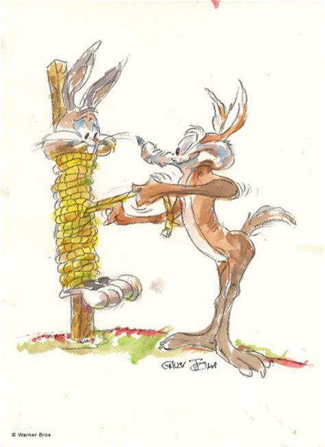 doodle name marvin chuck jones draws bugs bunny kid can doodle