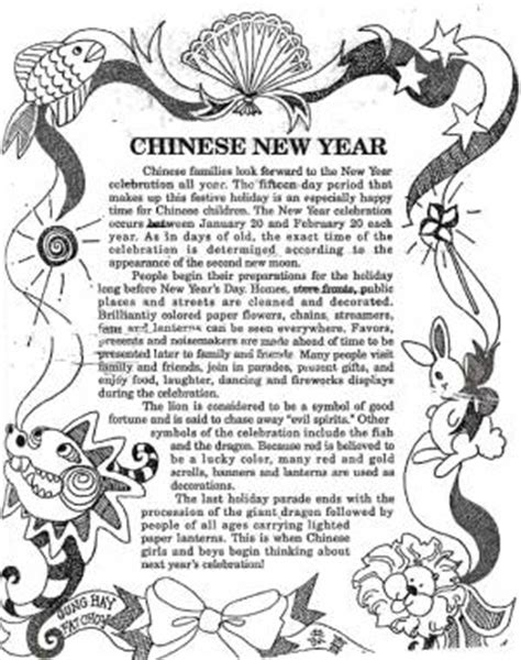 new year zodiac worksheet new year education resources free printable pdf s