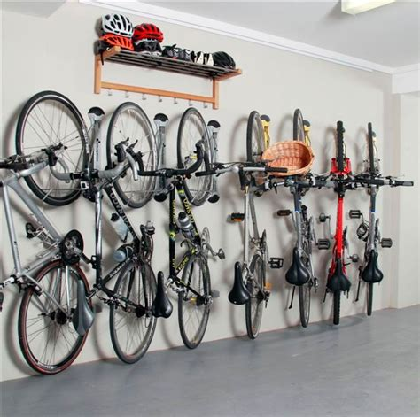 Garage Bike Racks by 17 Best Ideas About Garage Bike Storage On
