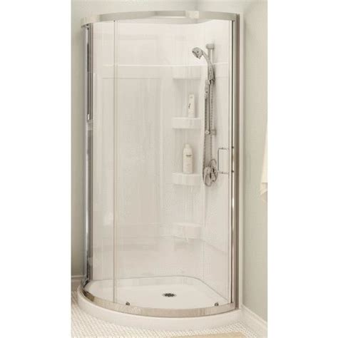 Shower Stall Products Bath Limeberry Lumber