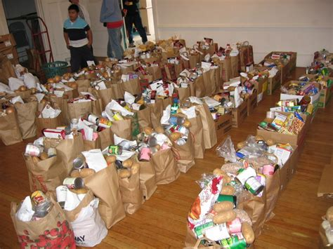 Bethany Food Pantry by Church Leading The Way On Fight Against Hunger