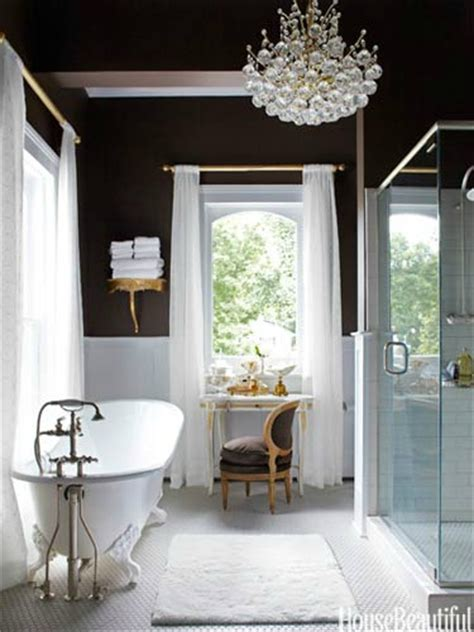 beautiful bath staging the bathroom