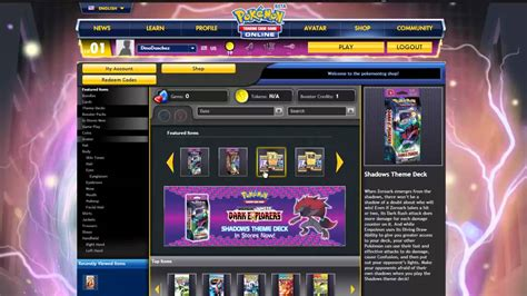 How To Use Gift Card Online - pokemon trading card game online free deck codes infocard co