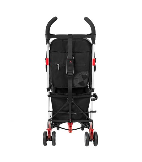 silla de paseo bmw de maclaren estilo  diseno  el bebe