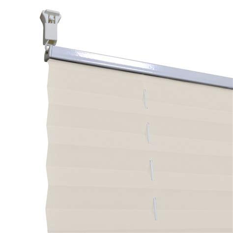 jalousien plissee der plissee faltrollo rollo jalousie klemmen 90x125cm