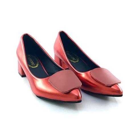 Sepatu High Heels Wanita 5cm Uc03 jual shh1181 sepatu heels elegan 5cm grosirimpor