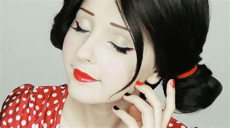 tutorial makeup geisha 88 best images about fairy tale make up by anastasia