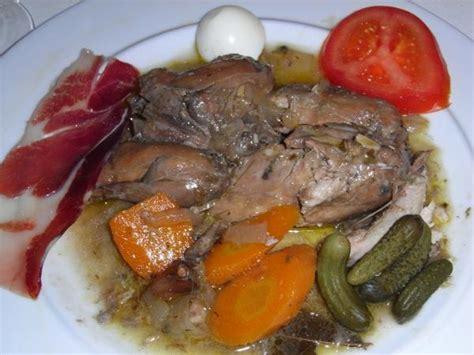 recetas de cocina de pato receta de pato en escabeche