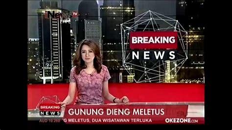 detik com news breaking news detik detik kepanikan saat gunung dieng