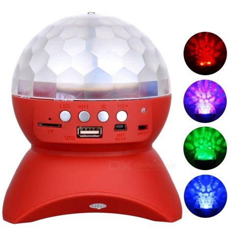 Promo Speaker Usb Lu Disco Led Magic najlepsza la led bluetooth 4 netradi smart color