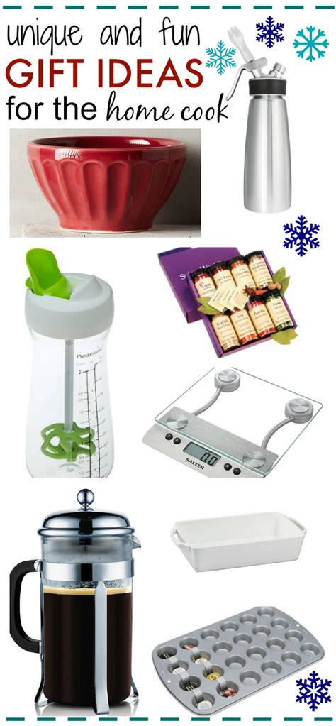 gift ideas for kitchen unique and fun gift ideas for the home cook giveaway