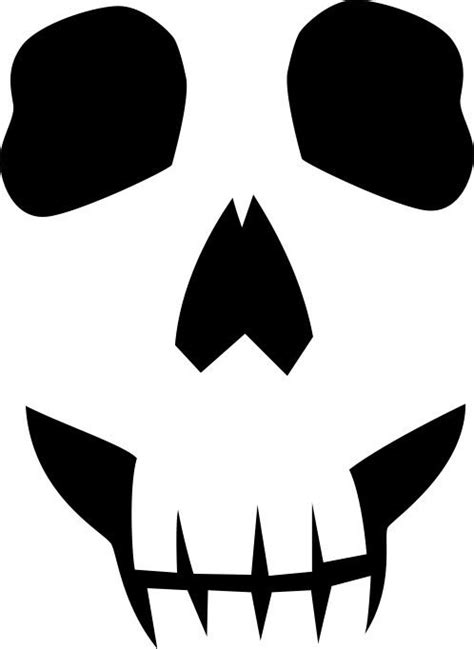 skeleton pumpkin templates skeleton pumpkin stencil stencil s