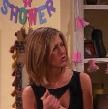 rachel monica wedding hairstyle 34 rachel green fashion moments you forgot you were