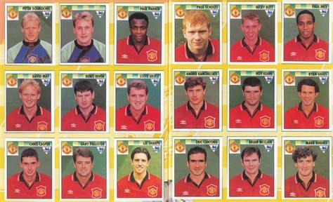 Premier League Sticker Book 1998