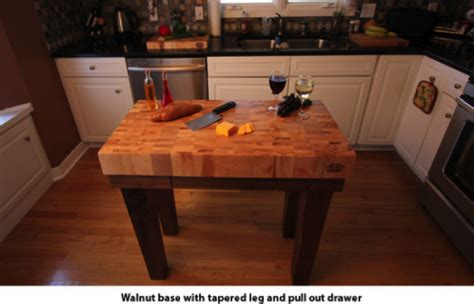 Kitchen Island Cutting Table by Best Uses For A Butcher Block Kitchen Island Or Gathering
