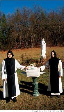 jesus ink: monks serve god by selling toner march 1, 2006